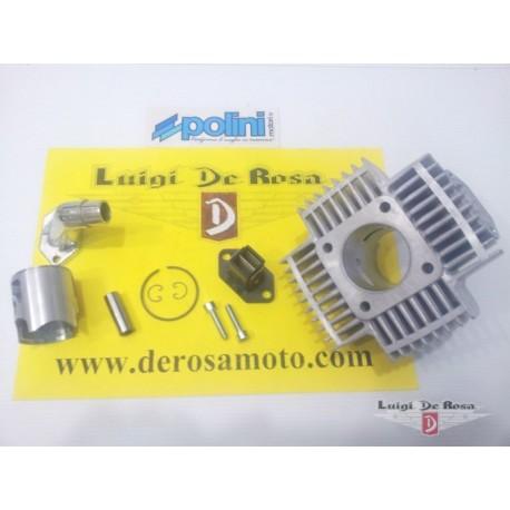 POLINI Ø43 una fascia in alluminio per Morini M1 / M1K / M101 1130443
