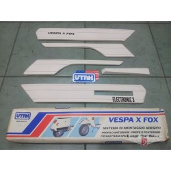Modanature Paracolpi FOX Vespa PK 50 / 125