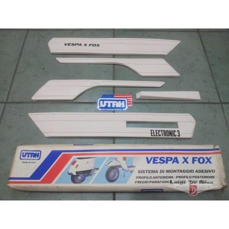Modanature Paracolpi FOX Vespa PK 50 / 125