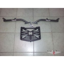 Portabauletto + kit staffe Honda NS  125 F  - -  Kappa Moto