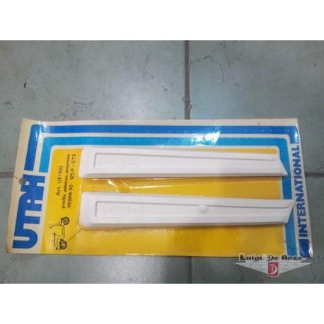 Modanature FOX UTAH adesive parafango Vespa special / primavera / et3 nere