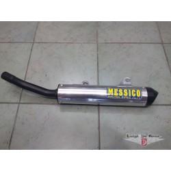 Silenziatore terminale marmitta MESSICO Racing Kawasaki KX 250 2T