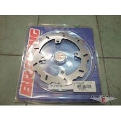 Disco freno POSTERIORE a margherita HONDA CR / CRE 125-250-500 BRAKING