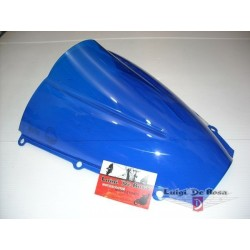 Plexiglass cupolino Honda CBR 600 RR anni 2003/2005 BLU doppia bombatura