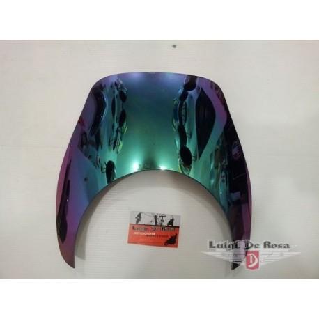 Cupolino Moto universale Naked faro tondo iridium