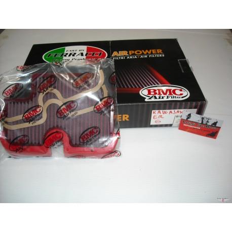 Filtro BMC  Kawasaki ER 6