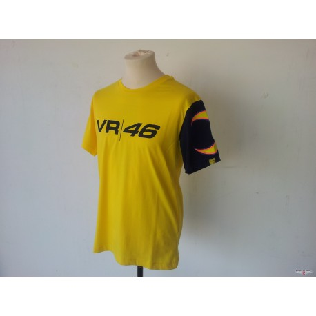 T-shirt VR46 Valentino Rossi official1