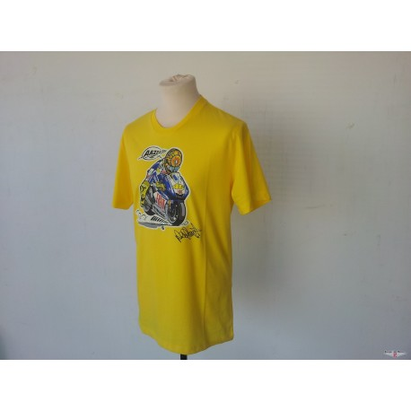 T-shirt VR46 Valentino Rossi official3