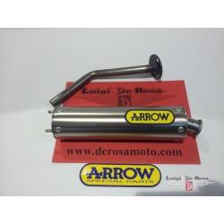 Silenziatore ARROW Titanio Aprilia RX/MX 50 dal 1999 al 2005