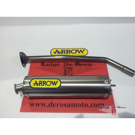 Silenziatore ARROW Titanio Aprilia RX/SX 50 dal 2006 al 2009